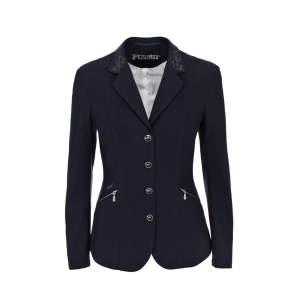 Damen-Turnierjacket Saphira in nachtblau