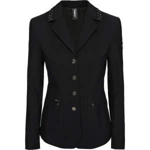 Damen-Turnierjacket Lyra in schwarz
