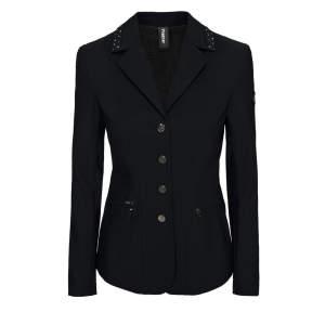 Turnierjacket Damen Lyra in schwarz
