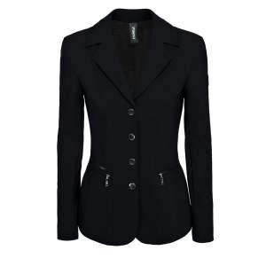 Damen-Turnierjacket Klea in schwarz