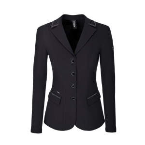 Turnierjacket Damen Amelia in schwarz