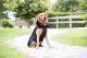 Thumbnail Hund: Hundemantel Platinum Glossy -limited edition- in schwarz 153-02-40/007 von Eskadron