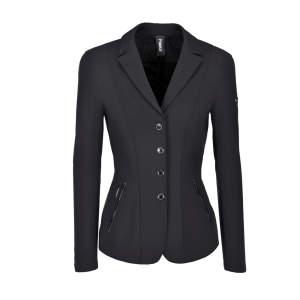 Turnierjacket Damen Juna in schwarz