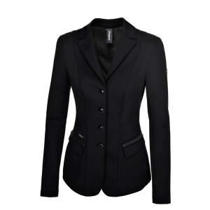 Damen-Turnierjacket Ulyssa in schwarz