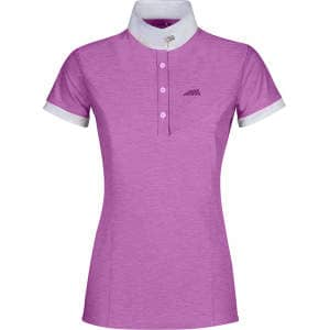 Turniershirt Damen Allie Competition Polo in lila