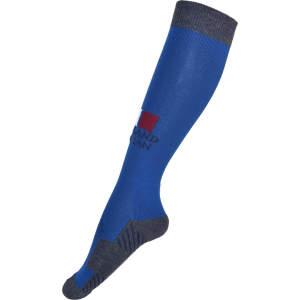 Kniestrümpfe Casey aus Wollgemisch, unisex in blau