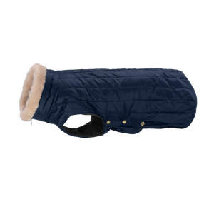 Hundedecke GLOSSY QUILTED (Heritage 19/20) in oxfordnavy