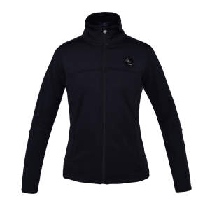 Fleecejacke Mya für Damen in black