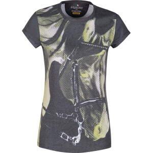 Damen T-Shirt Tango in grün