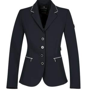 Turnierjacket Damen Cosima in schwarz