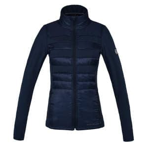Fleecejacke Yecla für Damen in blue navy