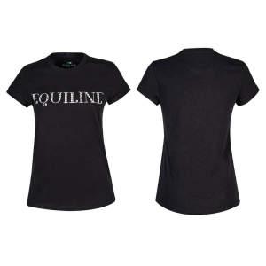 Damen-T-Shirt Angel in black