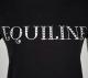 Thumbnail T-Shirts: Damen-T-Shirt Angel in black  194MH00750-BLACK von Equiline