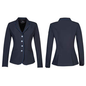 Turnierjacket Damen Christine in blau