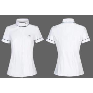 Turniershirt Damen Havana in weiß