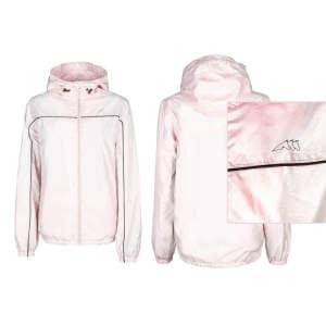 Damen-Oudoorjacke Evelin in pink