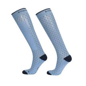Kniestrümpfe Ravel Unisex in Light Blue
