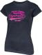 Thumbnail Designshirts, T-Shirts: Damen-T-Shirt Vintage in schwarz 2019304 von Esperado