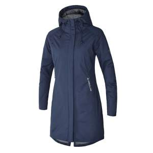 Thermo-Regenjacke Damen KLdione in navy