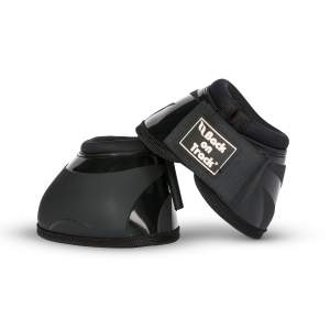 Hufglocken Performance in schwarz