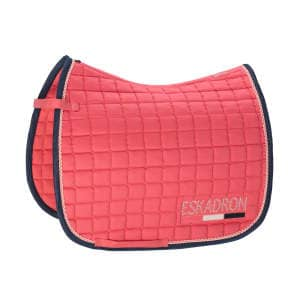 Schabracke Cotton Crystal (Classic Sports FS19) in fusion coral