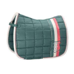 Schabracke Big Square Cotton (Classic Sports FS19) in seapine green