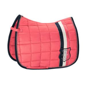 Schabracke Big Square Cotton (Classic Sports FS19) in fusion coral