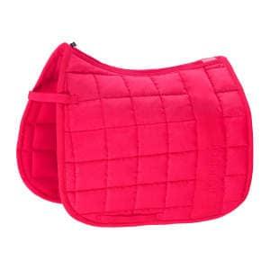 Schabracke Big Square Glitter in pink