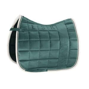 Schabracke Big Square Glossy (Classic Sports FS19) in seapine green