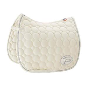 Schabracke Platinum Cotton Emblem in offwhite
