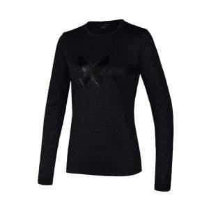 Sweatshirt Damen KLtilly in black