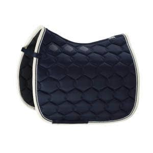 Schabracke Glossy Wave in navy
