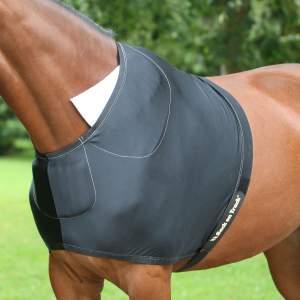 Schulterschutz in schwarz