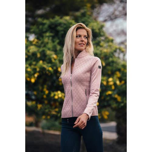 Equestrian Stockholm - Jacke Next Generation Dusty Pink
