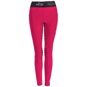 Damenreitleggings REGGINGS® Winter Edition in rot
