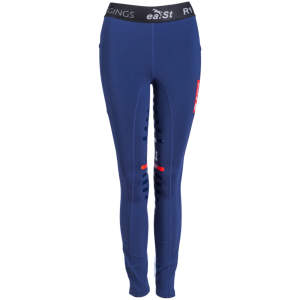Reitleggings REGGINGS® R1 in navy