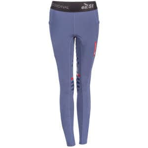 Damenreitleggings REGGINGS® Winter Edition in navy
