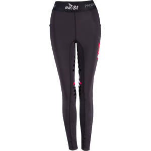 Damenreitleggings REGGINGS® Winter Edition in schwarz