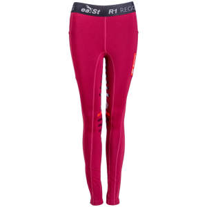 Reitleggings REGGINGS® R1 in burgundy