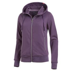 Hoodie Damen Candy Style in mauve
