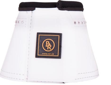 B&R - Hufglocken Glamour in weiß