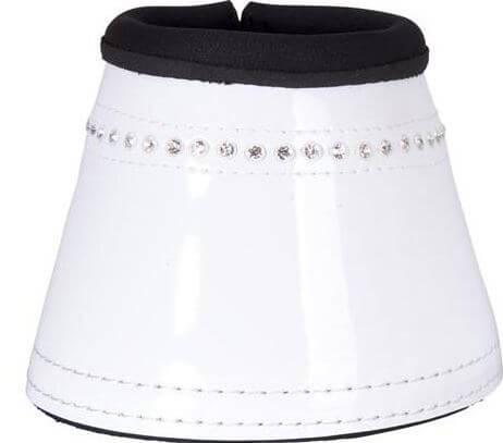 B&R - Springglocken Glamour Lacquer in weiß