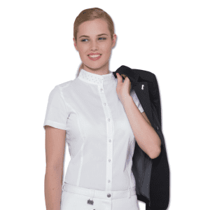 Turniershirt Damen Cassandra in weiß