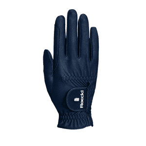 Reithandschuh Roeck-Grip Pro in navy