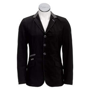 Turnierjacket Herren Grasco in schwarz
