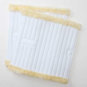 Bandagierunterlagen Wool in weiß