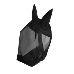 Fliegenmaske DynAirMesh in schwarz