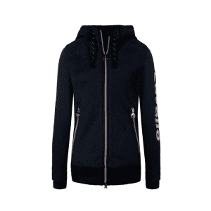 Damensweatjacke Oddi in darkblue