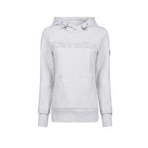 Damensweatshirt Osuna in silver