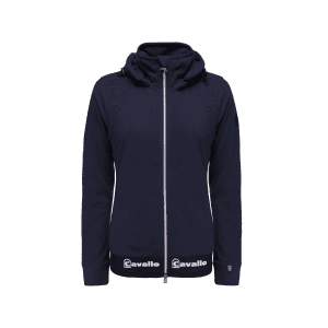 Fleecejacke Damen Rella in dunkelblau